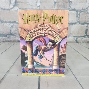 Harry Potter & The Sorcerer's Stone Audiobook